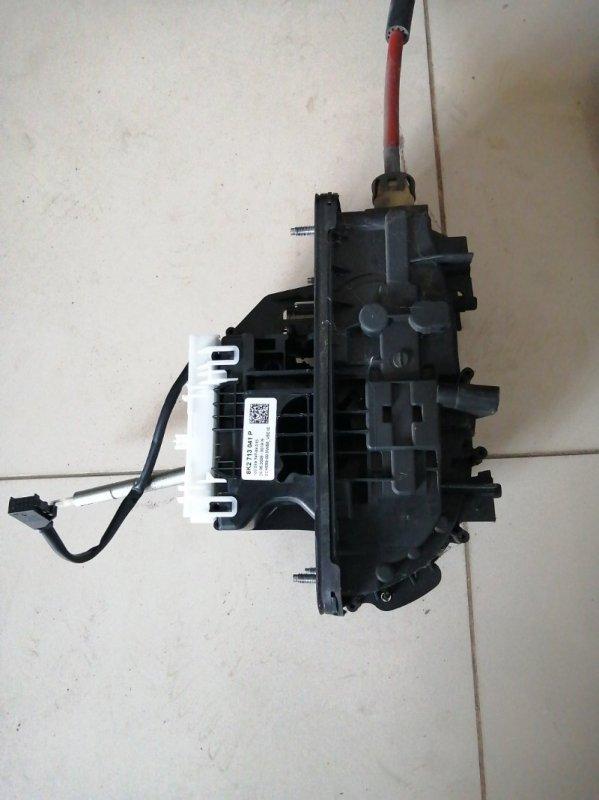 Селектор акпп Audi A4 B8 CDNC 2008 (б/у)