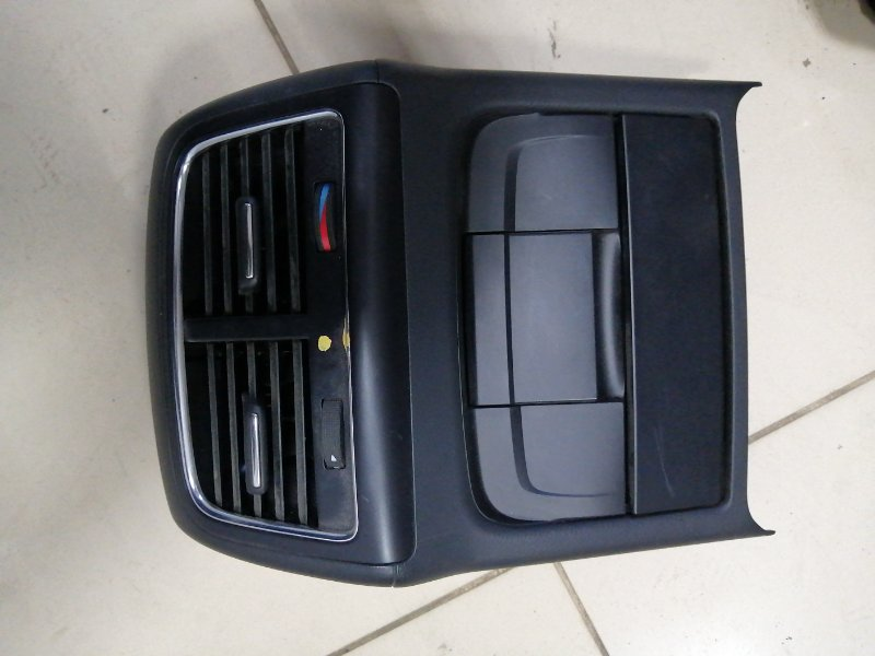 Пластик салона Audi A4 B8 CDNC 2008 (б/у)