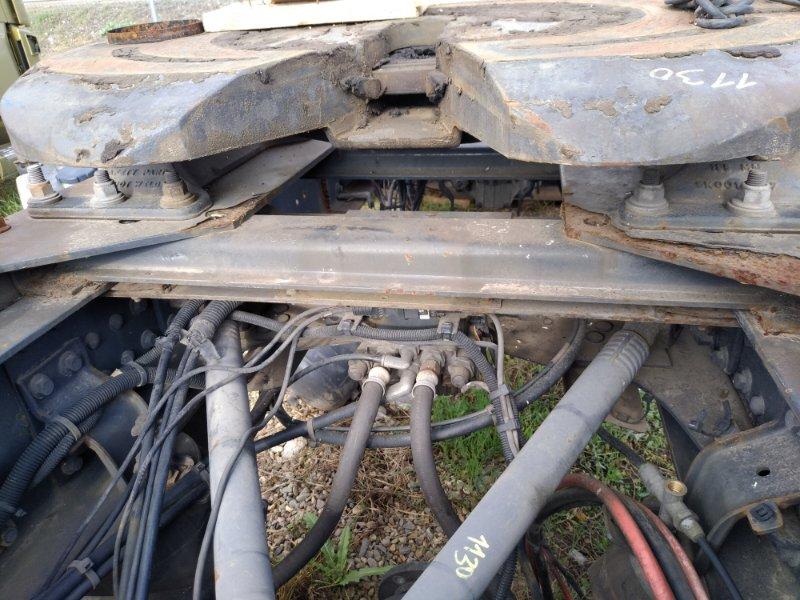 Площадка под седло Volvo Fh12 D12F430 2007 (б/у)