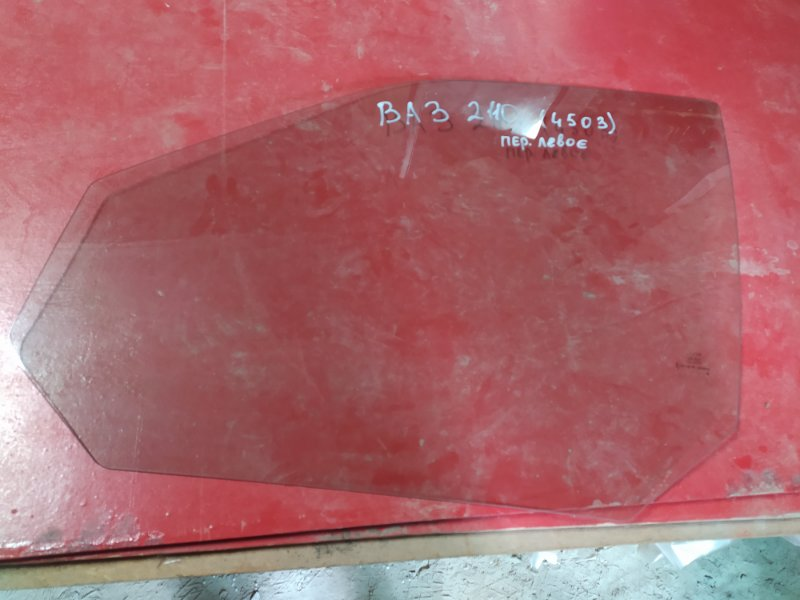 Стекло двери Ваз 2110 / 2111 / 2112 / 2170 1995 переднее левое