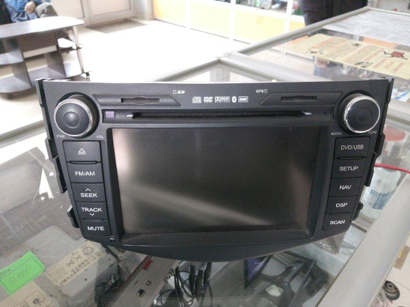 Магнитола Toyota Rav 4 (б/у)