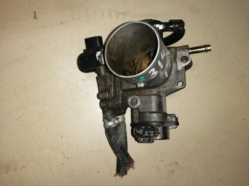 Дроссельная заслонка Toyota Probox 1NZ-FE (б/у)