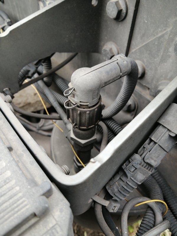 Датчик давления воздуха Volvo Fh12 D12D420 2004 (б/у)