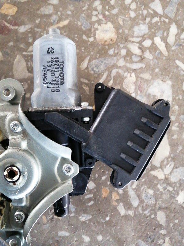 Мотор стеклоподъемника Toyota Camry ACV40 2AZ-FE задний левый (б/у)