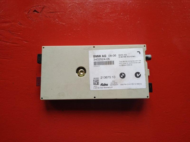 Усилитель антенны Bmw X3 2.5Si E83 N52B25A 2003 (б/у)