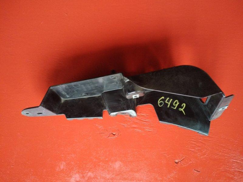 Кронштейн заднего бампера Bmw X3 2.5Si E83 N52B25A 2003 левый (б/у)