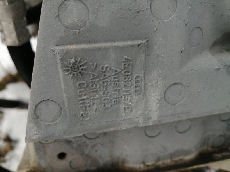 Кронштейн крыла Audi A8 4E2 BGK 2002 передний левый (б/у)
