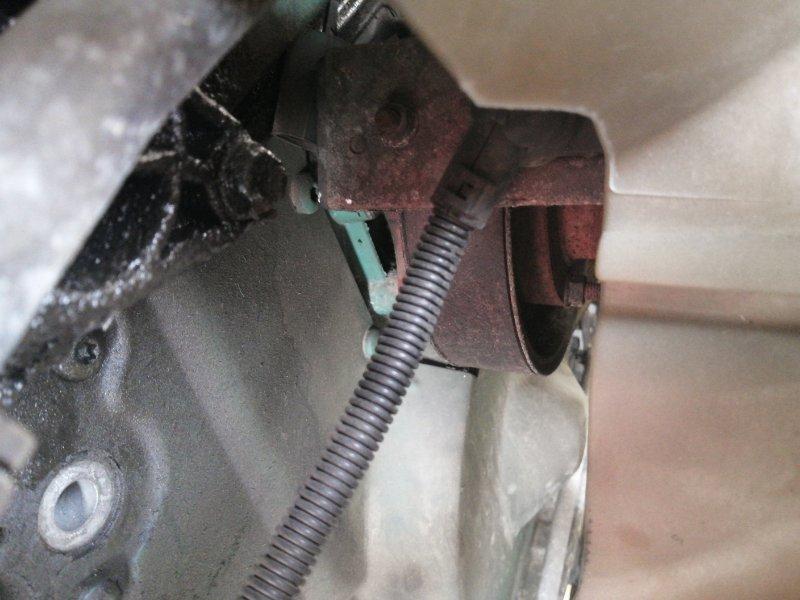 Кронштейн термомуфты Volvo Fh12 D12F430 2007 (б/у)