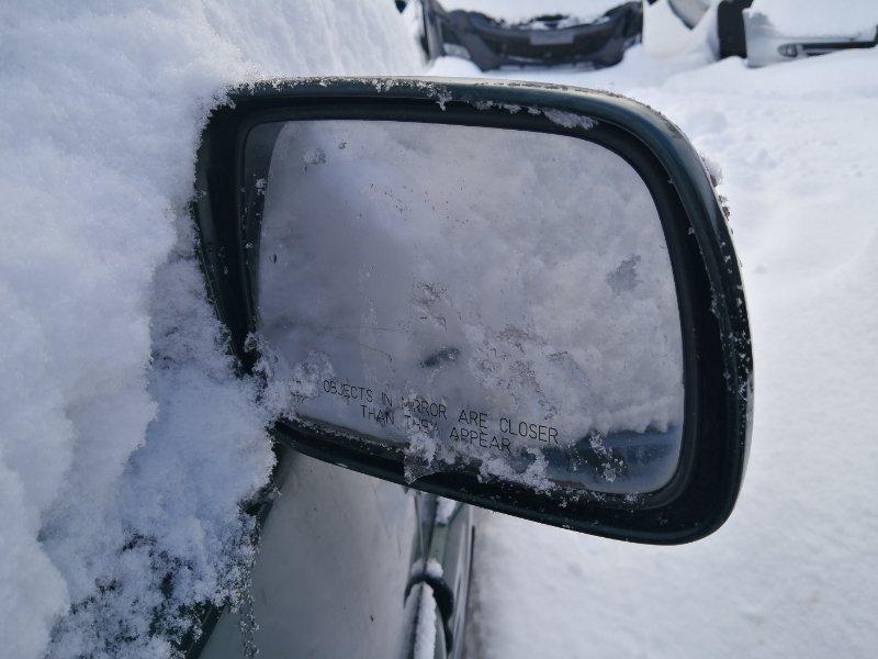Зеркало боковое Jeep Zg Grand Cherokee (Steyr) ZJ MAGNUM 318 1998 правое (б/у)