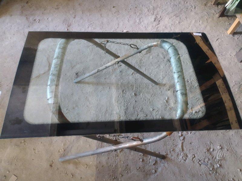 Стекло боковое Peugeot Boxer Ii 2006 левое