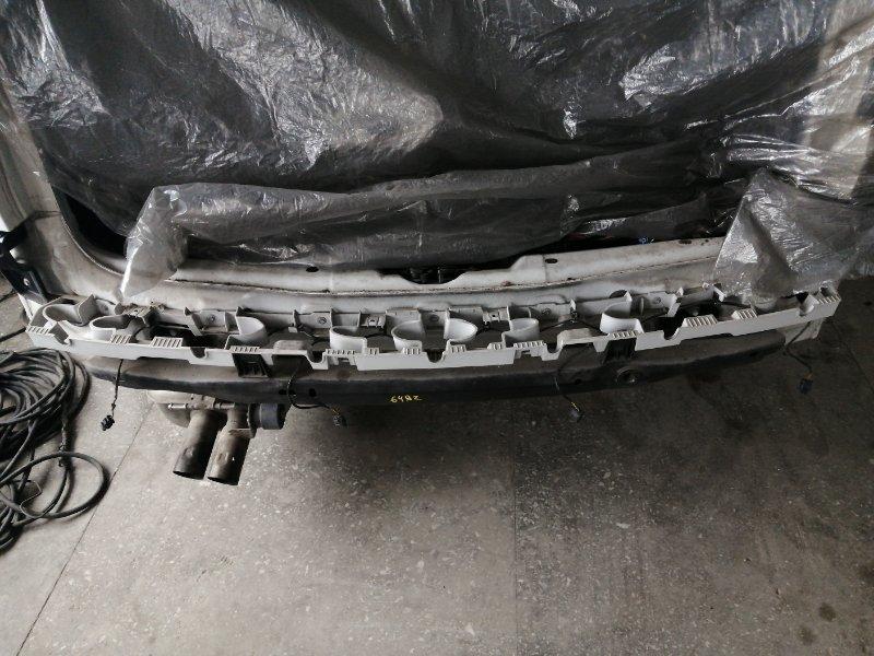 Кронштейн бампера Bmw X3 2.5Si E83 N52B25A 2003 задний (б/у)