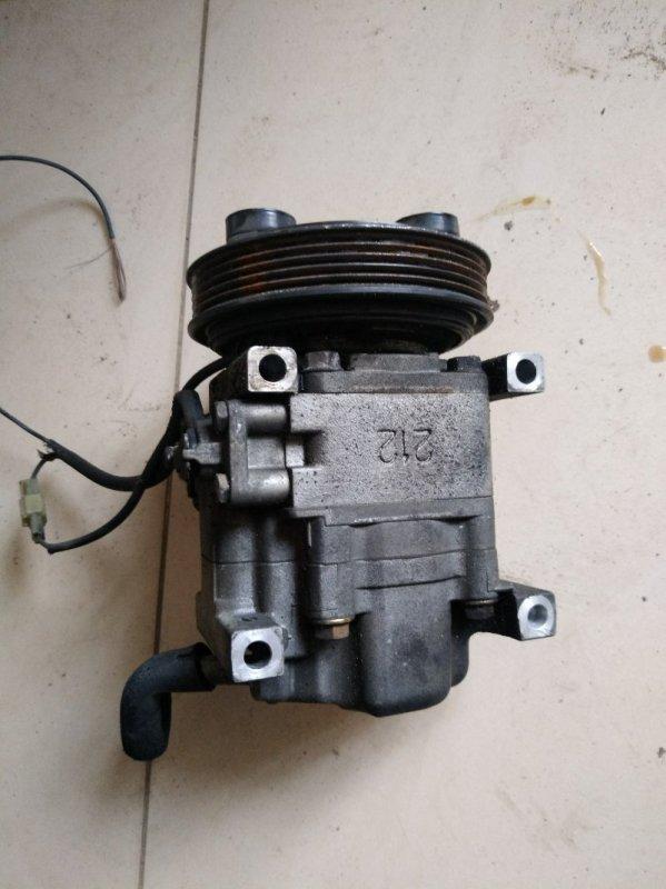 Компрессор кондиционера Mazda Millenia GF-TAFP KF-ZE 2000 (б/у)