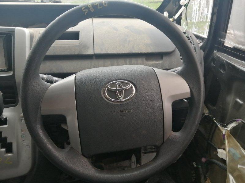 Airbag на руль Toyota Noah ZRR70G 3ZR FE 2007 (б/у)