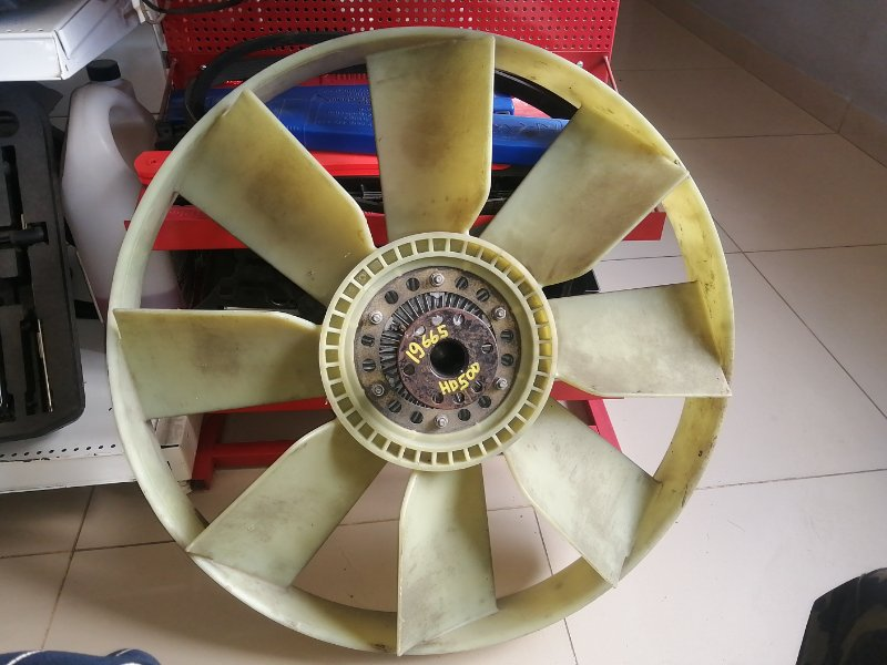 Вентилятор охлаждения Hyundai Hd500 (б/у)