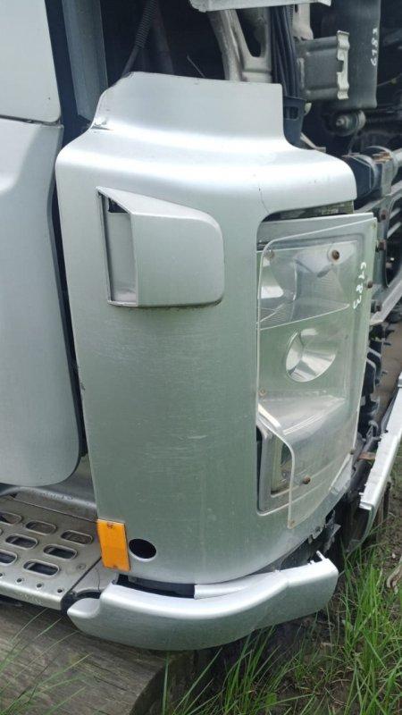 Угол бампера Volvo Fh12 D12D 2002 передний правый (б/у)