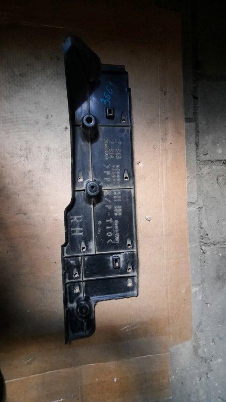 Защита днища Lexus Gs430 UZS190 3UZFE 2005 правая (б/у)