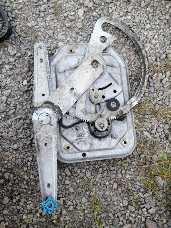 Механизм стеклоподъёмника Scania 4 Series DT12 14 L01 20051031 правый (б/у)