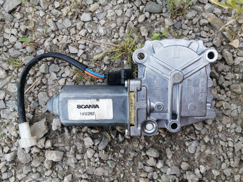 Механизм стеклоподъёмника Scania 4 Series DT12 14 L01 20051031 левый (б/у)