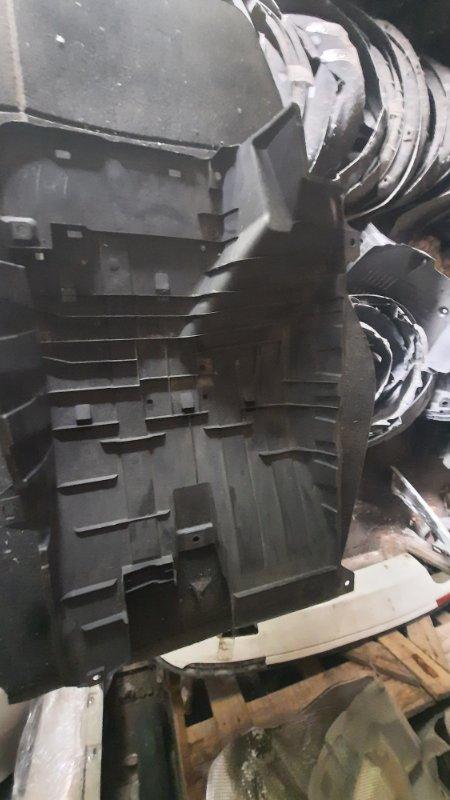 Защита днища Honda Cr-V RE4 K24Z4 2007 задняя левая (б/у)