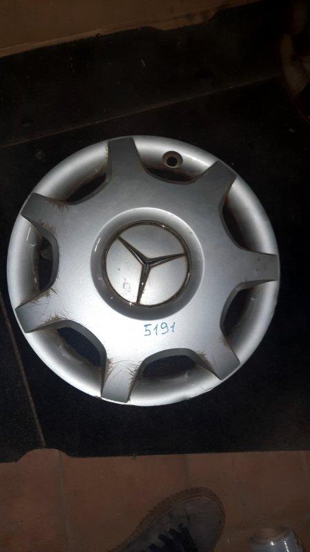 Комплект колпаков Mercedes Benz Ii W203 M271 COMPRESOR 1.8 2000 (б/у)