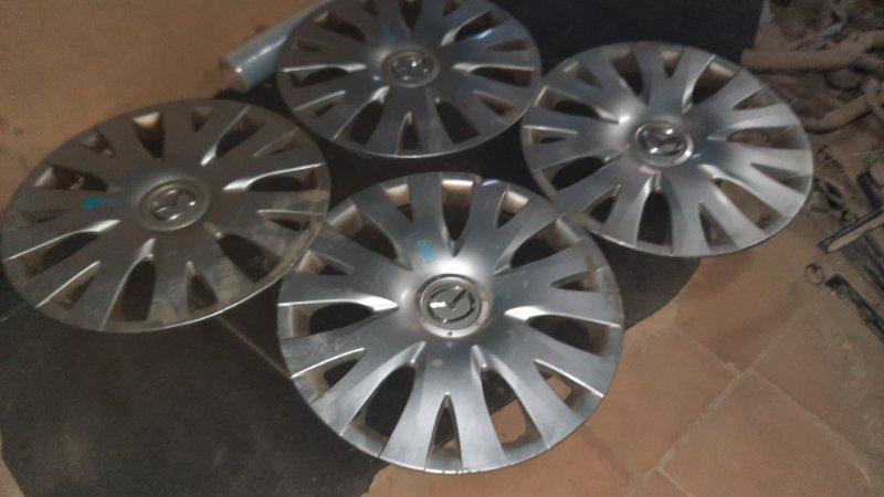 Комплект колпаков Mazda 6 (Atenza) Ii GH LF 2007 (б/у)