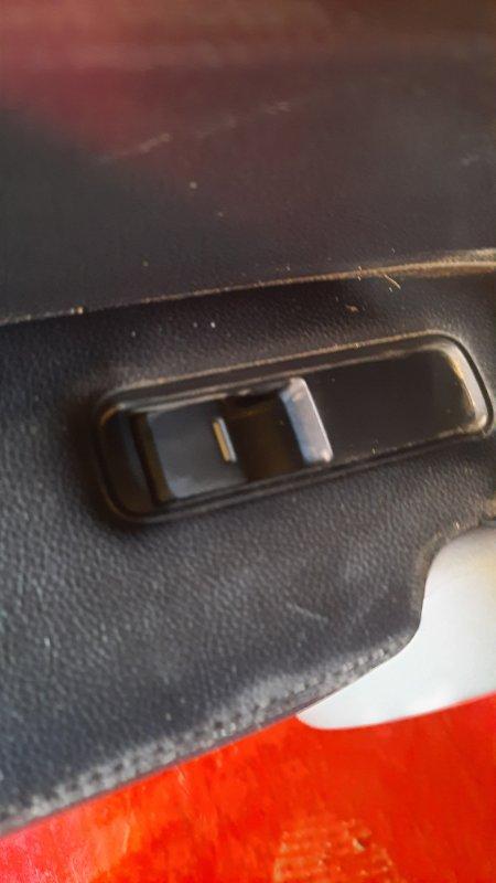Кнопка стеклоподъемника Honda Cr-V RE4 K24Z4 2007 передняя левая (б/у)