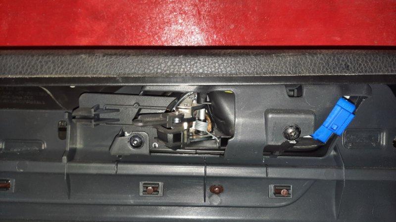 Ручка двери внутренняя Volkswagen Jetta V 1K2 BVY 2005 передняя правая (б/у)