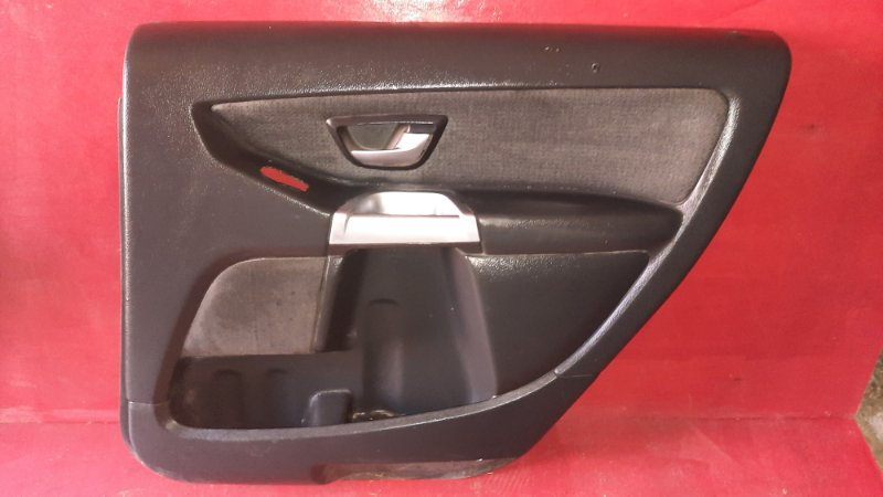 Обшивка двери Volvo Xc90 1 B5254T2 2002 задняя правая (б/у)