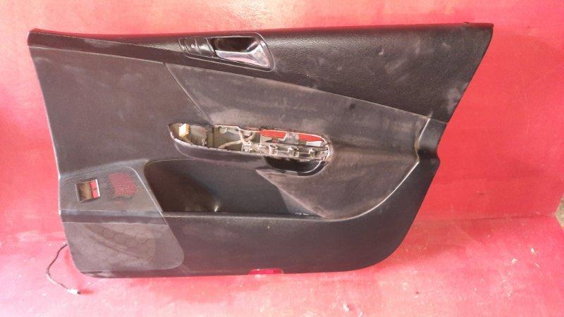 Обшивка двери Volkswagen Passat B6 B6 BVY 2005 передняя правая (б/у)