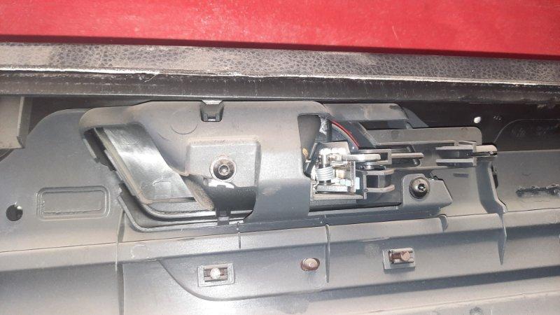 Ручка двери внутренняя Volkswagen Jetta V BLG 2005 передняя левая (б/у)