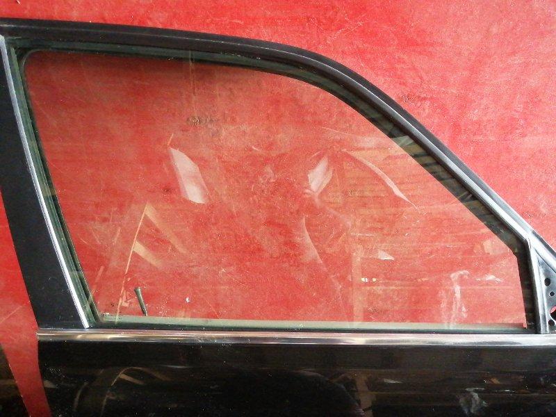 Стекло двери Bmw 5 Series E34 M51D25 переднее правое (б/у)