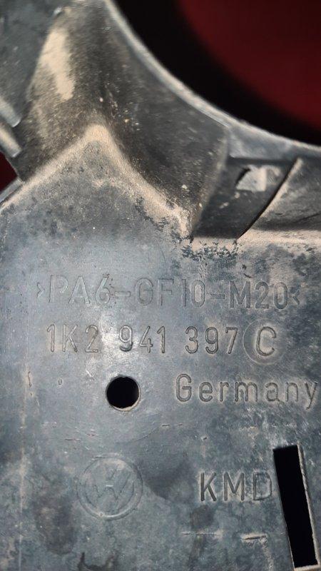 Пластик салона Volkswagen Golf VI CAXA 2008 (б/у)
