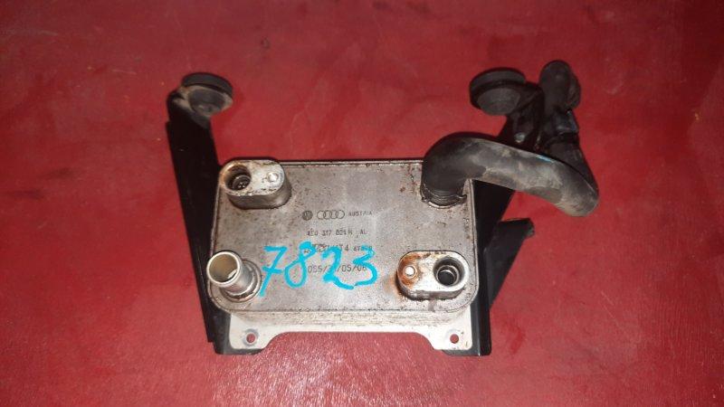 Радиатор масляный Volkswagen Passat B6 B6 BWA 2005 (б/у)
