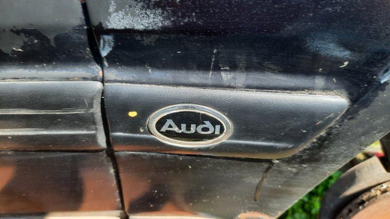 Молдинг на крыло Audi A100 4A2 AAH 1990 передний правый (б/у)