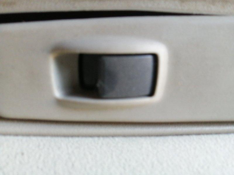 Кнопка стеклоподъемника Mitsubishi Colt Z25A 4G19 задняя левая (б/у)