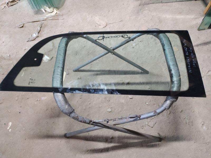 Стекло боковое Mercedes Benz Vito 639 правое