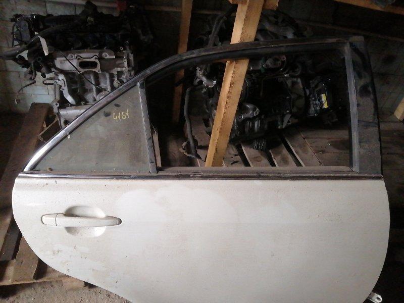 Молдинг стекла двери прижимной Toyota Camry ACV40 2AZ 2007 задний правый (б/у)