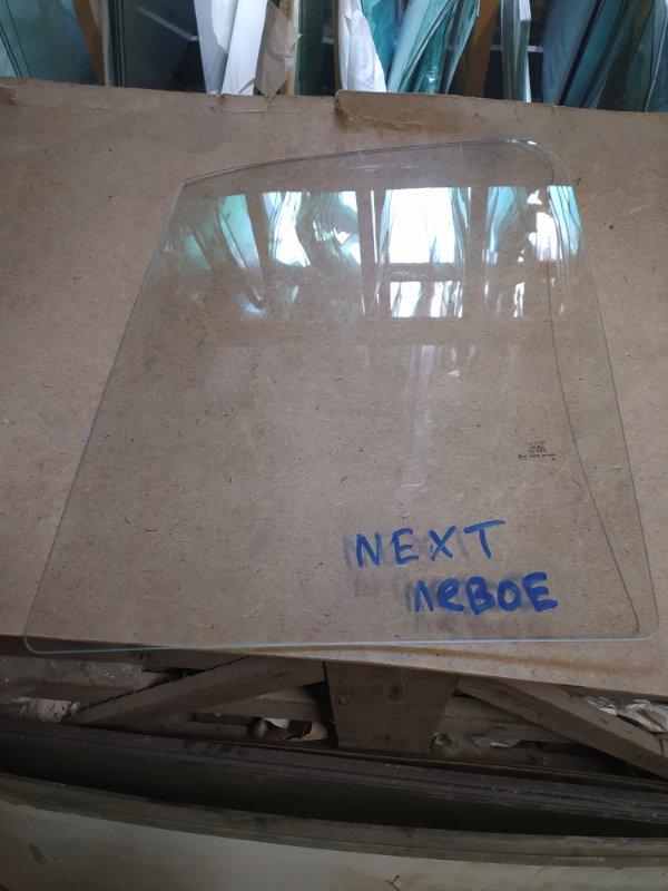 Стекло двери Газель Next переднее левое