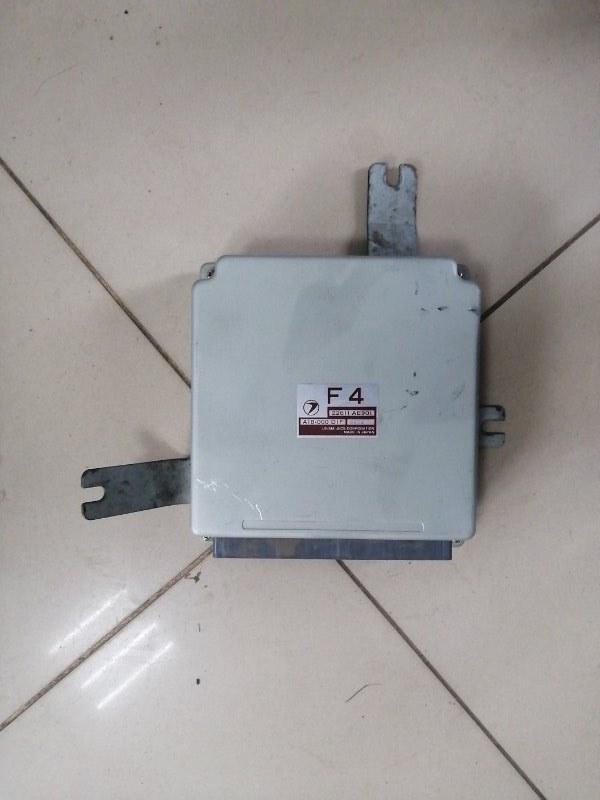 Блок управления двс Subaru Forester SG5 EJ205 (б/у)