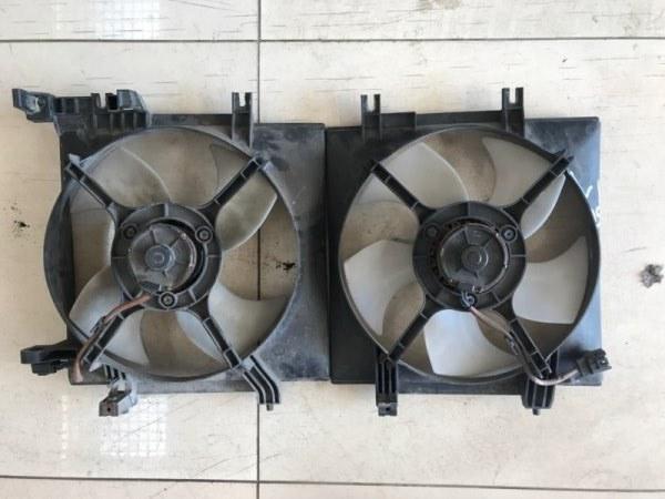 Вентилятор охлаждения двигателя Subaru Legacy BL (б/у)