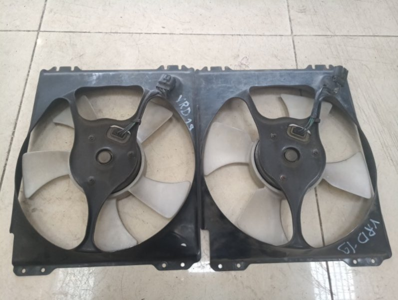 Вентилятор охлаждения двигателя Subaru Impreza Wrx Sti GC (б/у)