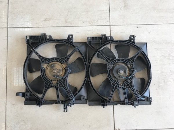 Вентилятор охлаждения двигателя Subaru Forester SF (б/у)