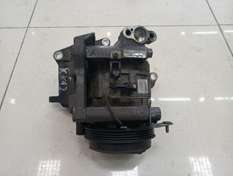 Компрессор кондиционера Subaru Forester SF (б/у)