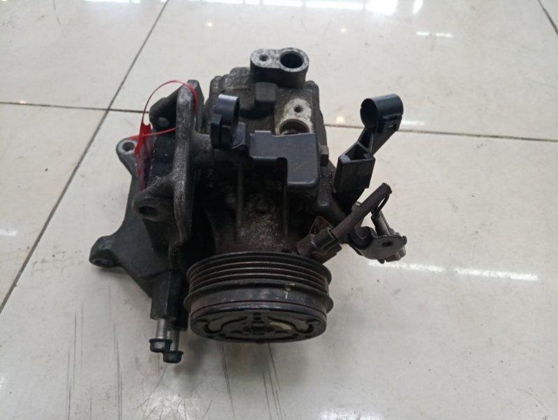 Компрессор кондиционера Subaru Legacy BL (б/у)