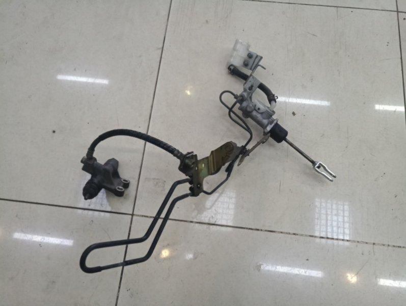Сцепление, главный цилиндр Subaru Forester SG (б/у)