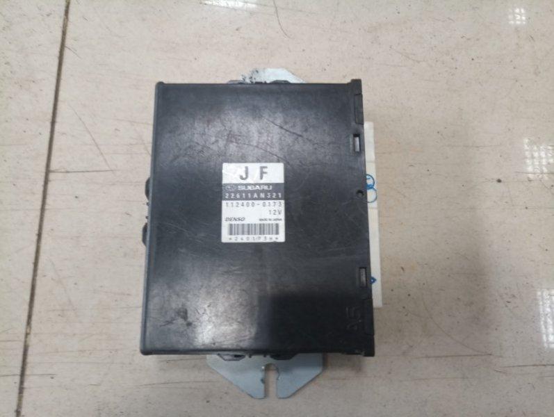 Блок управления двигателя, мозг Subaru Impreza Wrx Sti GRB EJ207 2007 (б/у)