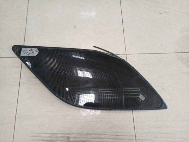 Стекло собачника, форточка Subaru Impreza Wrx GF правое (б/у)