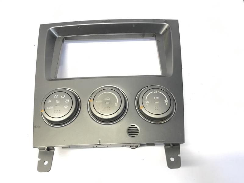 Рамка климата, климат контроль Subaru Impreza Wrx Sti GD EJ207 2005 передняя (б/у)