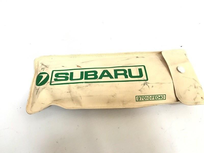 Набор инструмента оригинальный subaru Subaru Impreza Wrx Sti GD EJ207 2005 (б/у)