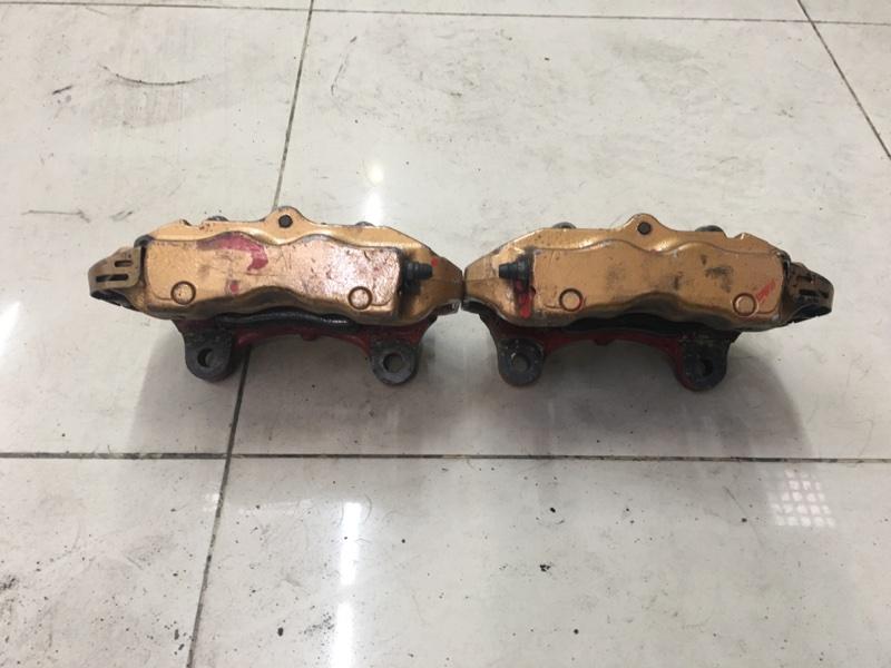 Тормозные суппорта Porsche Cayenne переднее (б/у)